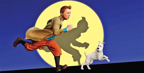 Tintin is not dead: Spielberg