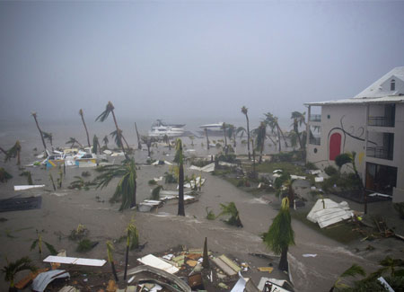 Technology can spot warning signs before extreme events