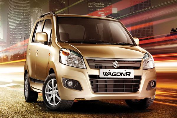 WagonR crosses 20 lakh sales milestone