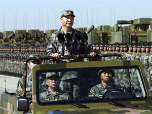 Fifth columnist: China's new chairman