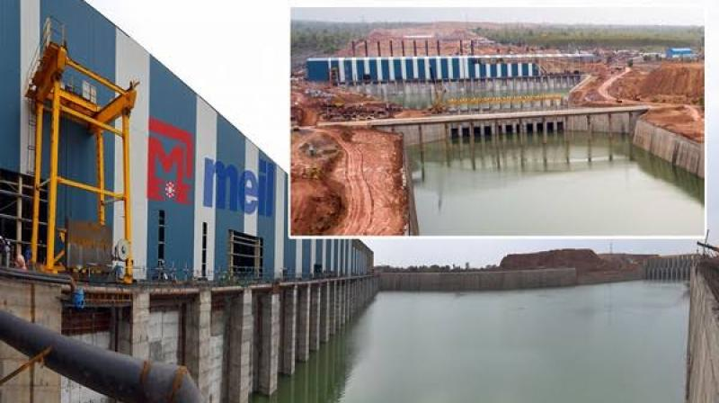 Kaleshwaram Irrigation Project. Picture credits : ANI