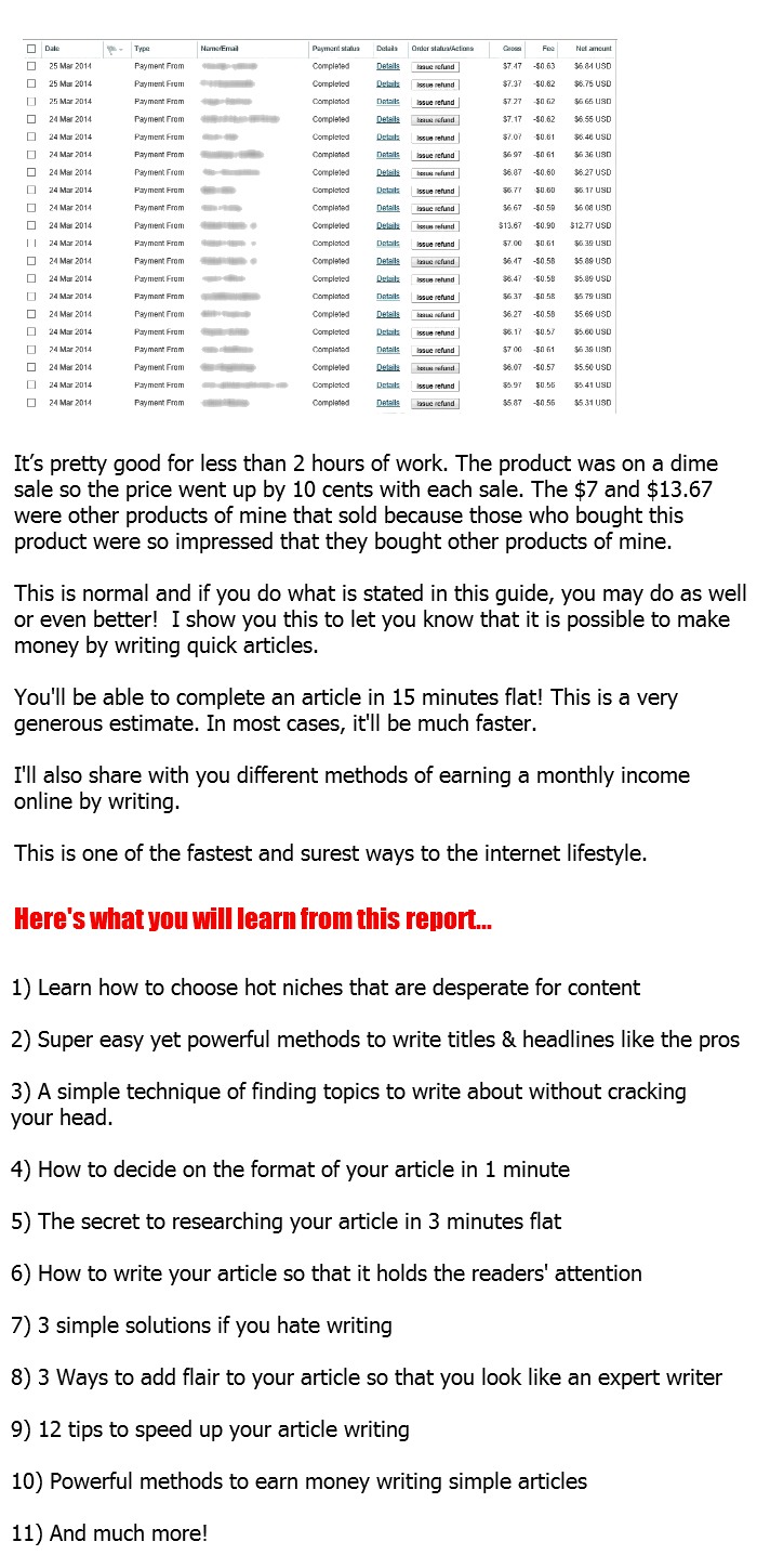 15 minute articles write like a pro 15 minute articles write like a pro thecheapjerseys Images