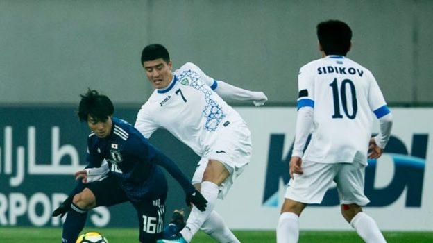 ญี่ปุ่น 0-4 อุซเบกิสถาน