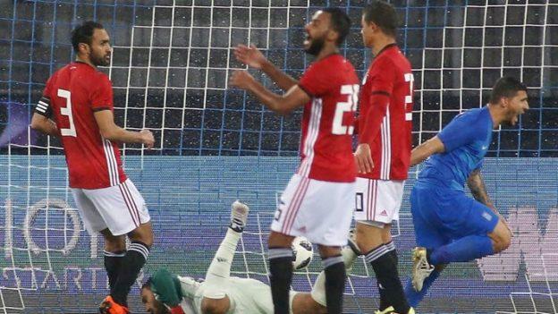 อียิปต์ 0-1 กรีซ