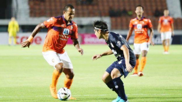 สุพรรณบุรี เอฟซี 2-2 ราชบุรี มิตรผล
