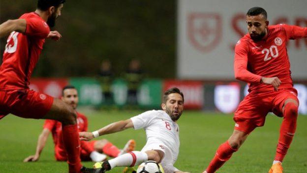 โปรตุเกส 2-2 ตูนิเซีย