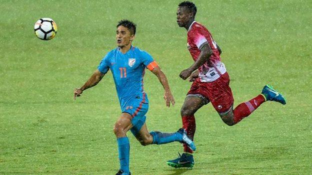 อินเดีย 3-0 เคนยา