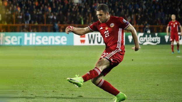 มอลโดวา 0-0 อาร์เมเนีย