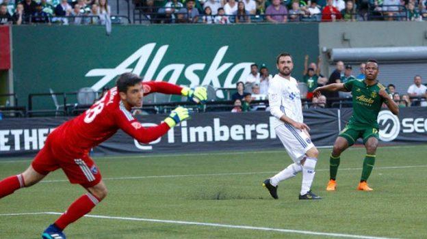 พอร์ทแลนด์ ทิมเบอร์ส 2-0 ซานโฮเซ เอิร์ธเควกส์