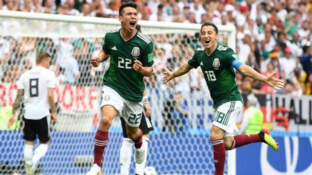 เยอรมนี 0-1 เม็กซิโก