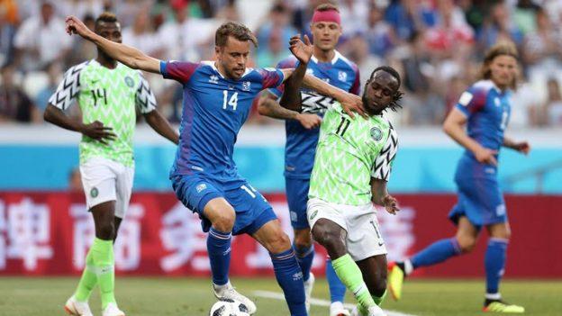 ไนจีเรีย 2-0 ไอซ์แลนด์