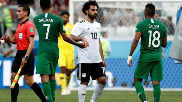 ซาอุดีอาระเบีย 2-1 อียิปต์