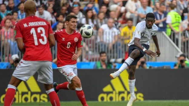 เดนมาร์ก 0-0 ฝรั่งเศส