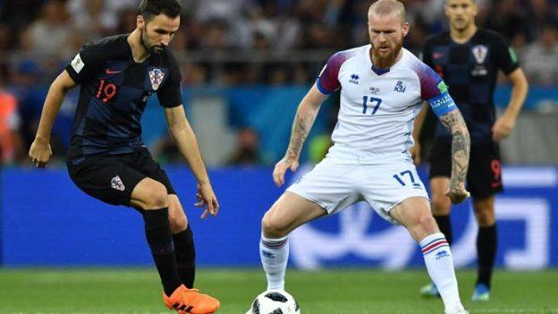 ไอซ์แลนด์ 1-2 โครเอเชีย