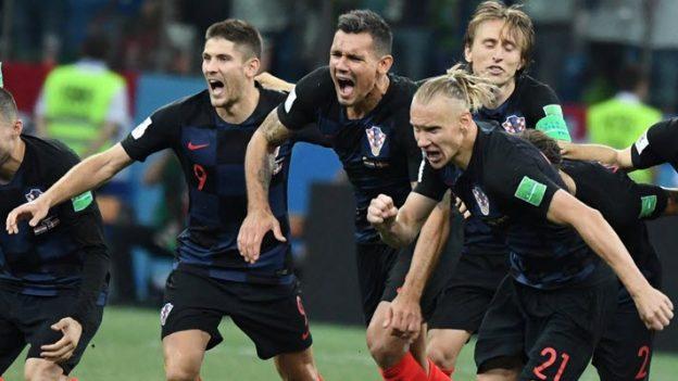 รัสเซีย 3-4 โครเอเชีย