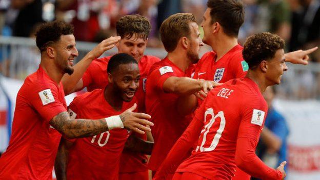 สวีเดน 0-2 อังกฤษ