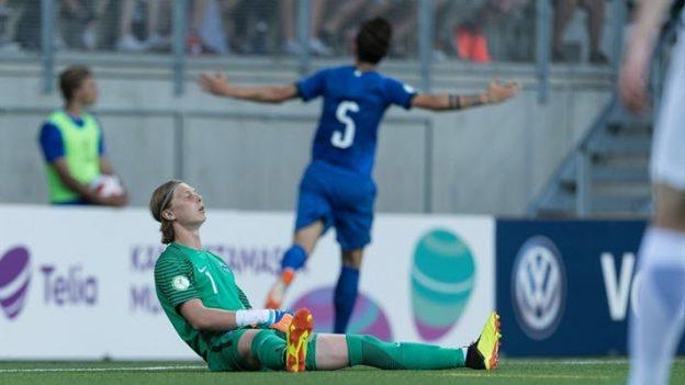 ฟินแลนด์ 0-1 อิตาลี U19