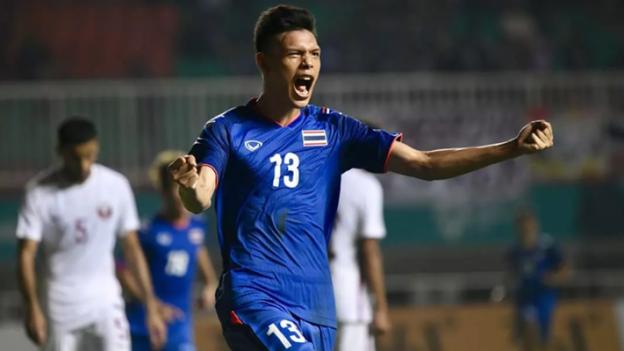 ทีมชาติไทย 1-1 ทีมชาติกาตาร์