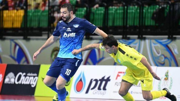 พีทีที บลูเวฟ ชลบุรี 4-3 แอธเลติโก ออสแองเจเลส