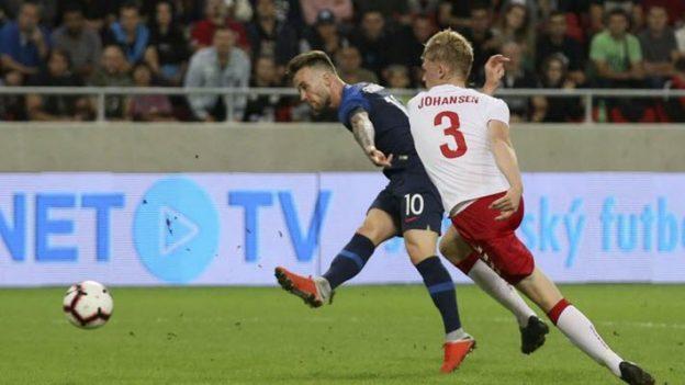 สโลวาเกีย 3-0 เดนมาร์ก