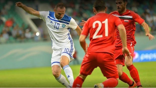 อุซเบกิสถาน 1-1 ซีเรีย