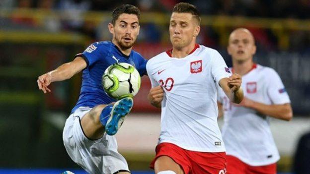 อิตาลี 1-1 โปแลนด์