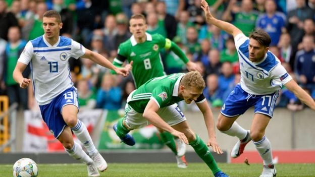 ไอร์แลนด์เหนือ 1-2 บอสเนีย