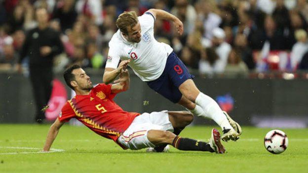 อังกฤษ 1-2 สเปน