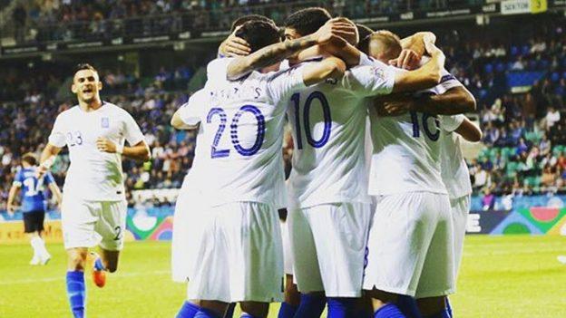 เอสโตเนีย 0-1 กรีซ