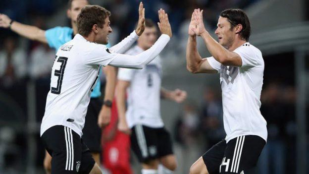 เยอรมนี 2-1 เปรู