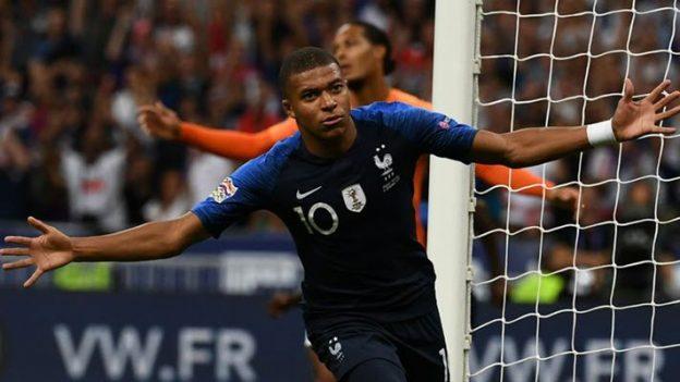 ฝรั่งเศส 2-1 ฮอลแลนด์