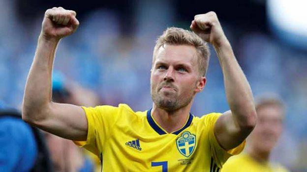 สวีเดน 2-3 ตุรกี