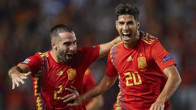 สเปน 6-0 โครเอเชีย