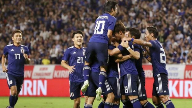 ญี่ปุ่น 3-0 คอสตา ริก้า