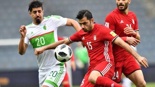 อุซเบกิสถาน 0-1 อิหร่าน