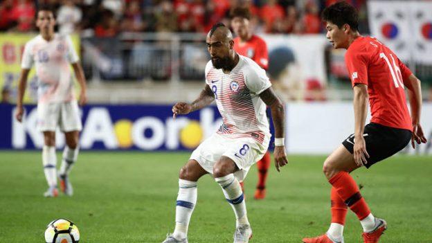 เกาหลีใต้ 0-0 ชิลี