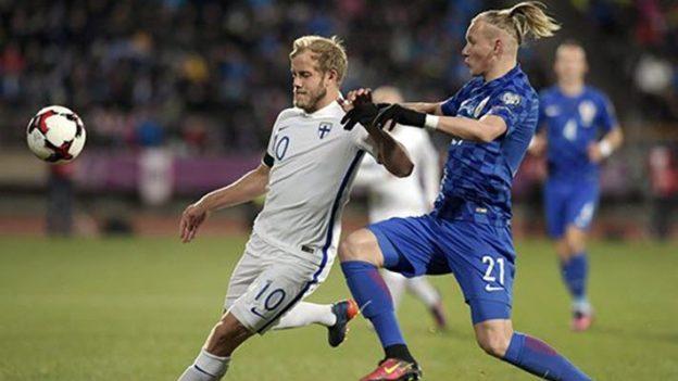 ฟินแลนด์ 1-0 เอสโตเนีย