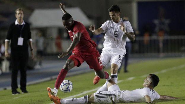 ปานามา 0-2 เวเนซุเอลา