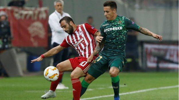 โอลิมเปียกอส 0-0 เรอัล เบติส