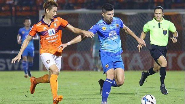 ราชบุรี มิตรผล 0-0 สุโขทัย เอฟซี
