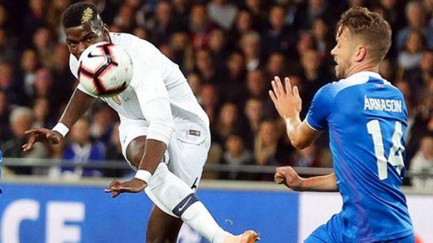 ฝรั่งเศส 2-2 ไอซ์แลนด์