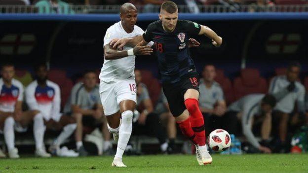 โครเอเชีย 0-0 อังกฤษ