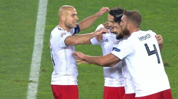 จอร์เจีย 3-0 อันดอร์ร่า