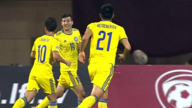 ลัตเวีย 1-1 คาซัคสถาน