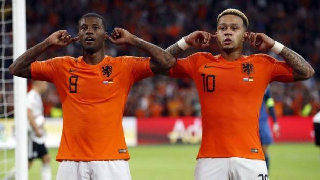 ฮอลแลนด์ 3-0 เยอรมนี