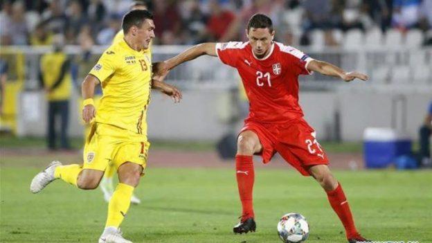 โรมาเนีย 0-0 เซอร์เบีย