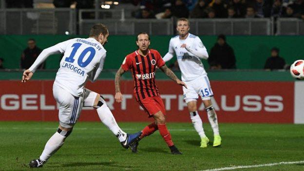 เวเฮน วีสบาเดน 0-3 ฮัมบวร์ก