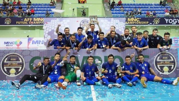 ทีมชาติไทย 4-2 ทีมชาติมาเลเซีย