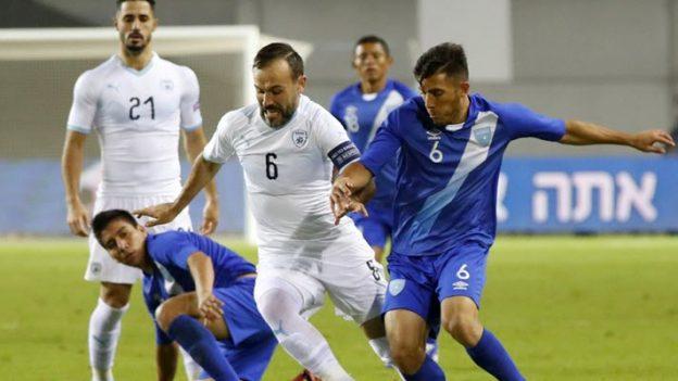 อิสราเอล 7-0 กัวเตมาลา