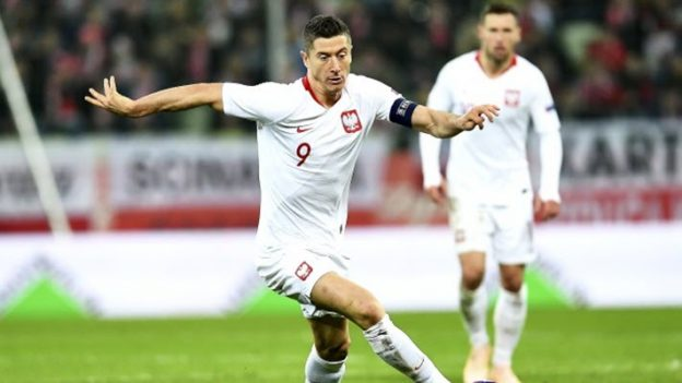 โปแลนด์ 0-1 เช็ก